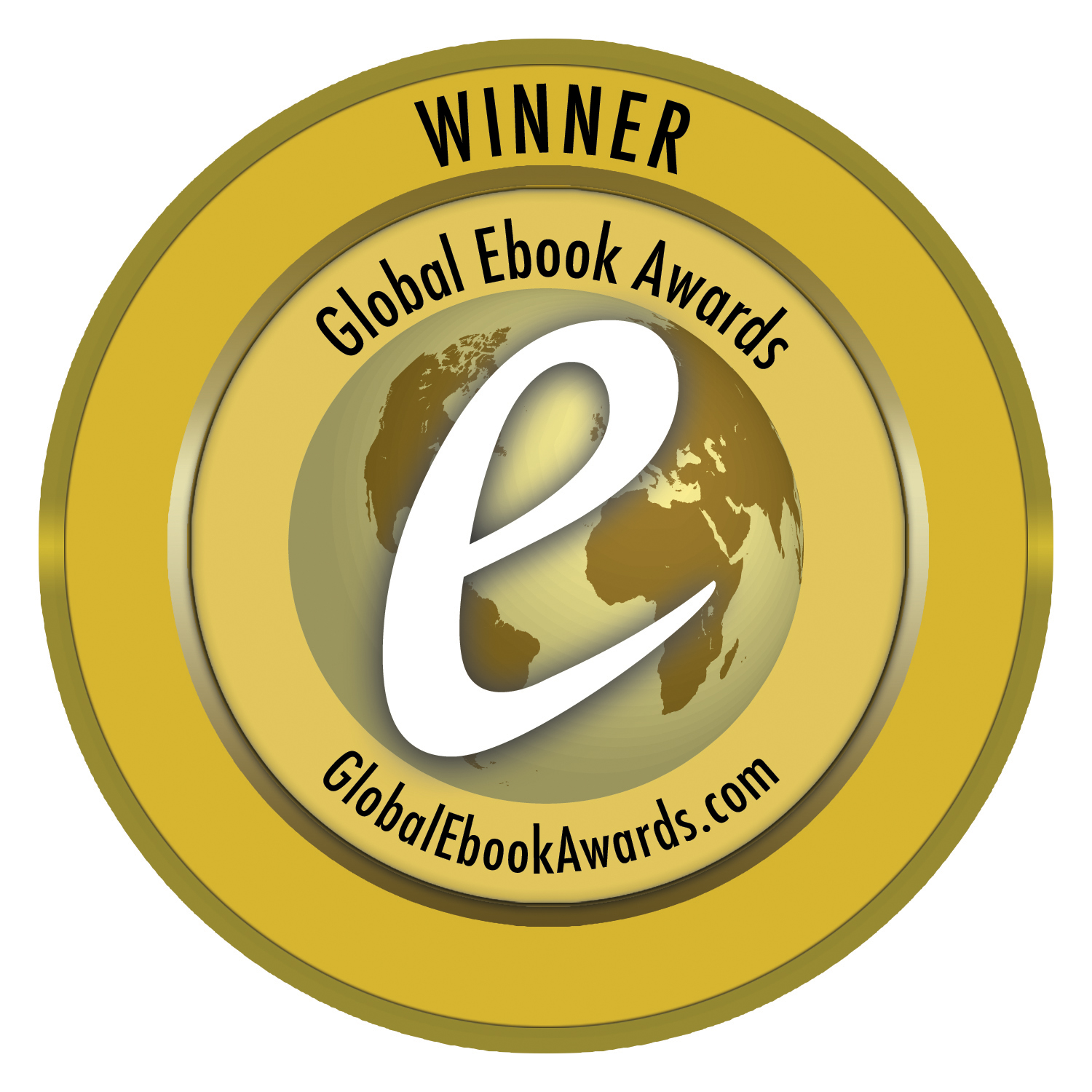 ebook winner sticker